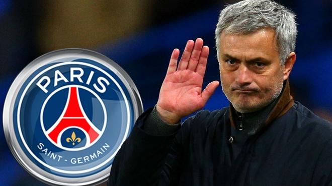 Dai dien cua Mourinho mo dam phan voi PSG hinh anh