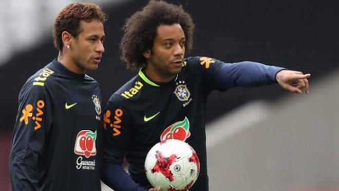 Cong than don cho don Neymar tai Real Madrid hinh anh