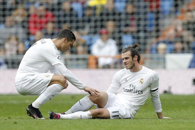 Gareth Bale tren duong thanh 'phe nhan' o Real Madrid hinh anh