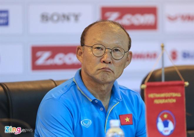 Huu Thang va Hoang Anh Tuan khong toi, sao lai chon Park Hang-seo? hinh anh 1