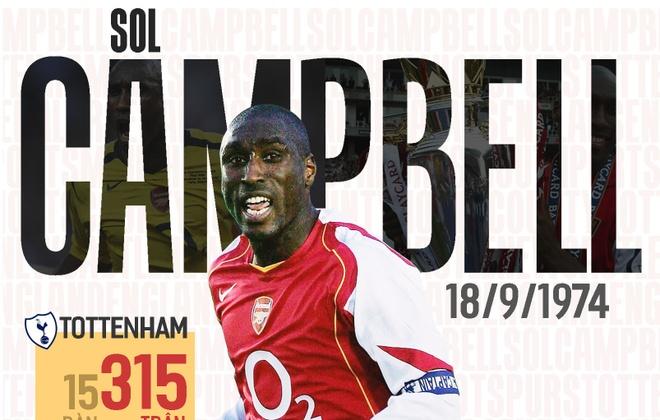 Sol Campbell: Tu Judas den nguoi khong lo cua Arsenal hinh anh