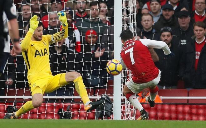 Sanchez ruc sang derby Bac London: Khi tinh yeu van luon hien huu hinh anh 3