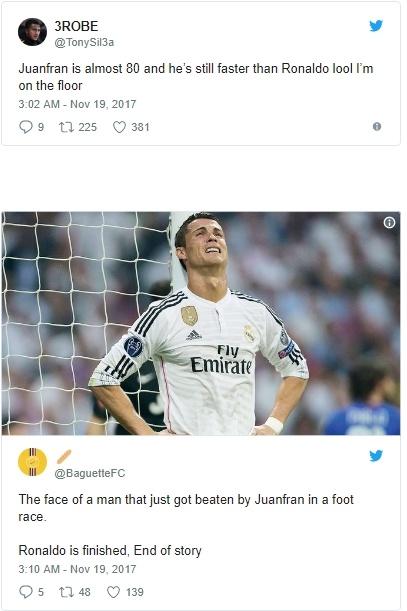 Chay thua Juanfran,  Ronaldo da het thoi anh 3