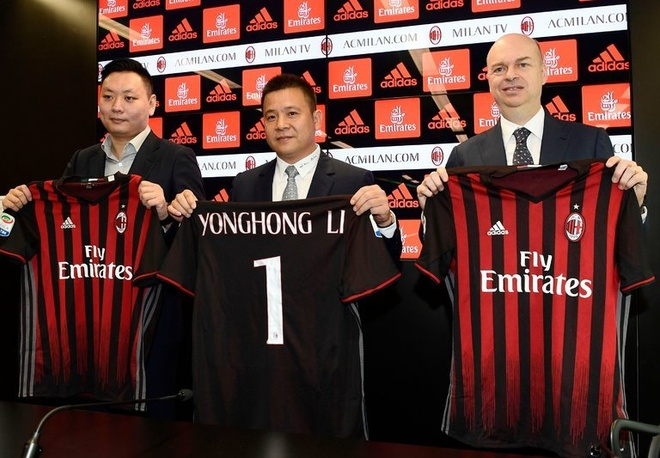 AC Milan dinh cu lua ngoan muc cua dai gia Trung Quoc? hinh anh