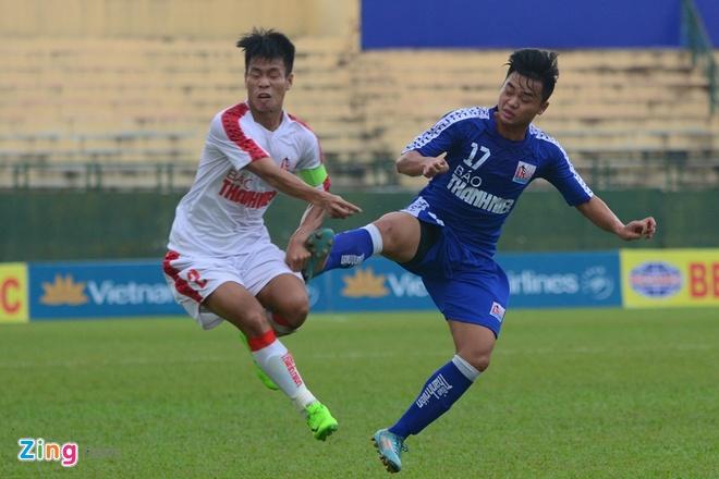 U21 HAGL chua giai quyet duoc bai toan hang cong kem anh 6
