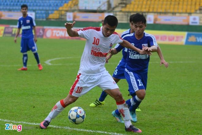 U21 HAGL chua giai quyet duoc bai toan hang cong kem anh 4