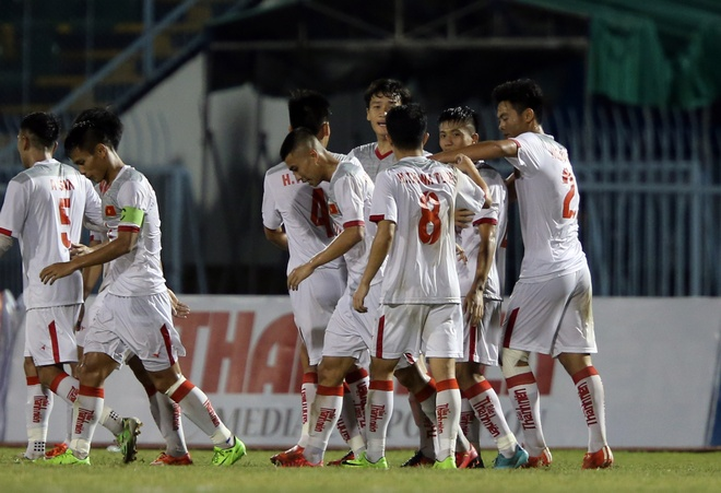 Lay cong bu thu, U21 Viet Nam gianh 3 diem truoc Myanmar hinh anh 1
