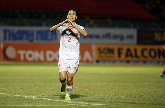 Lay cong bu thu, U21 Viet Nam gianh 3 diem truoc Myanmar hinh anh 7