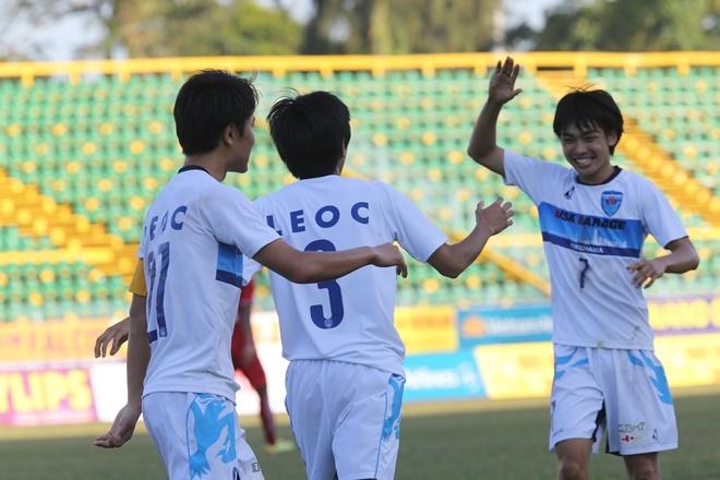 Dai dien Nhat Ban co 'ban tay nho' truoc U21 Myanmar hinh anh
