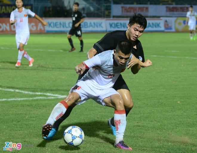 HLV U21 Thai Lan: Cau thu Viet Nam choi giong phong cach Nhat Ban hinh anh 1