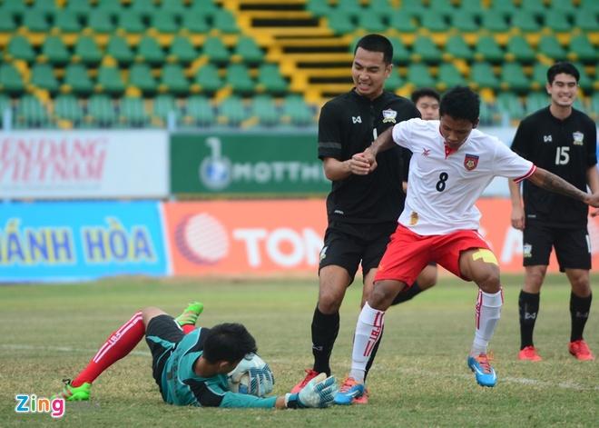U21 Myanmar lan thu hai lien tiep quat nga Thai Lan hinh anh 4