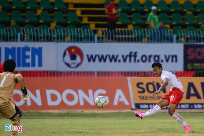 U21 Myanmar lan thu hai lien tiep quat nga Thai Lan hinh anh 2