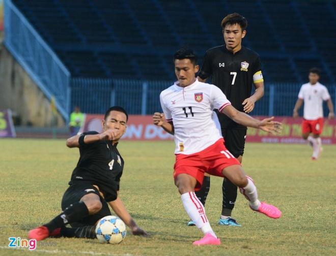 U21 Myanmar lan thu hai lien tiep quat nga Thai Lan hinh anh 5