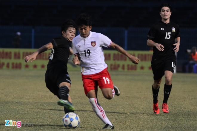 U21 Myanmar lan thu hai lien tiep quat nga Thai Lan hinh anh 6
