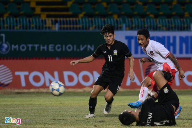 U21 Myanmar lan thu hai lien tiep quat nga Thai Lan hinh anh 3