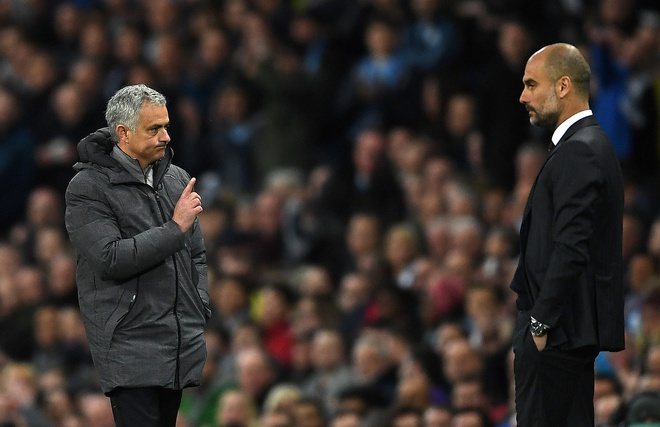 Guardiola dang pha ky luc, con Mourinho tu pha chinh minh hinh anh