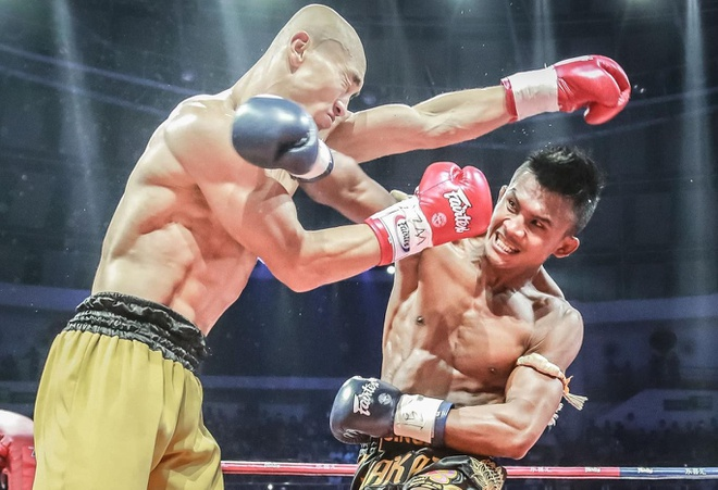 'Thanh Muay Thai' Buakaw: Tran thua Yi Long day cho toi nhieu dieu hinh anh