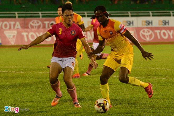 Cong Vinh: Phat trien V.League la cach tot nhat de bat kip Thai Lan hinh anh 2