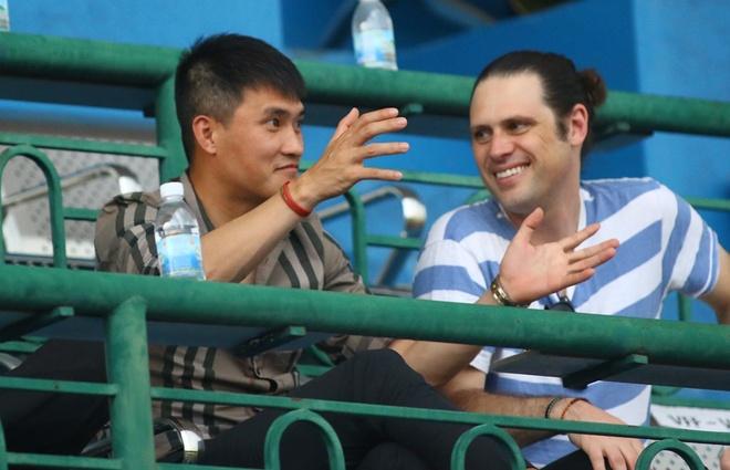 Cong Vinh: Phat trien V.League la cach tot nhat de bat kip Thai Lan hinh anh 1