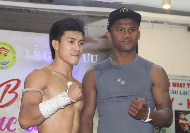 'Thanh Muay Thai' Buakaw: Tran thua Yi Long day cho toi nhieu dieu hinh anh 1