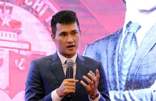 Cong Vinh: Phat trien V.League la cach tot nhat de bat kip Thai Lan hinh anh