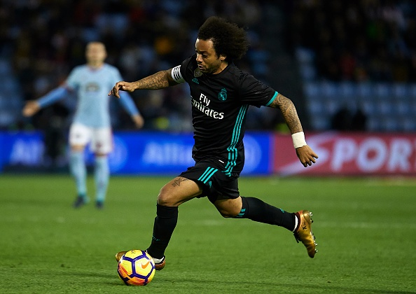 Marcelo va nghich ly tu huyet canh trai cua Real Madrid hinh anh 3