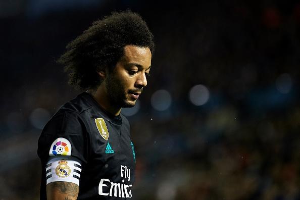 Marcelo va nghich ly tu huyet canh trai cua Real Madrid hinh anh
