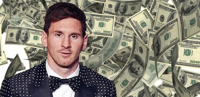 Lionel Messi: 'Quy ngai 100 trieu euro' hinh anh