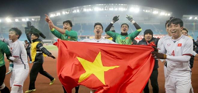 Nha bao Anh: Day moi la khoi dau cua U23 Viet Nam hinh anh