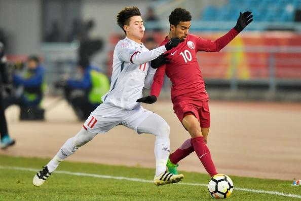 Cau thu Qatar van con choang vang truoc khi the U23 Viet Nam hinh anh 1