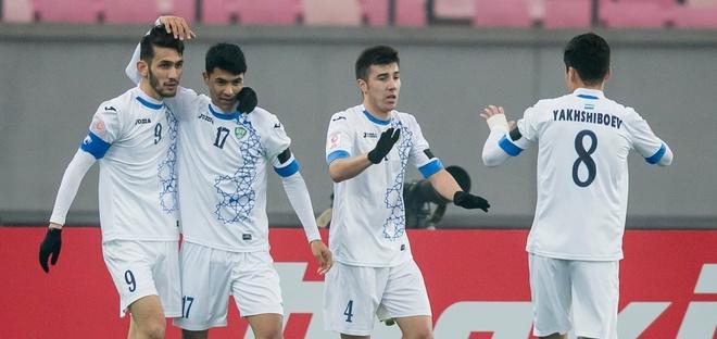 Kết quả hình ảnh cho bóng đá nước Uzbekistan