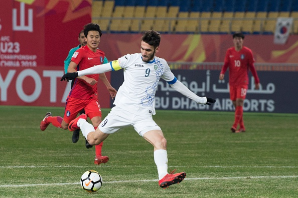Nha bao Anh: U23 Uzbekistan se danh vao vi tri Van Thanh hinh anh 3