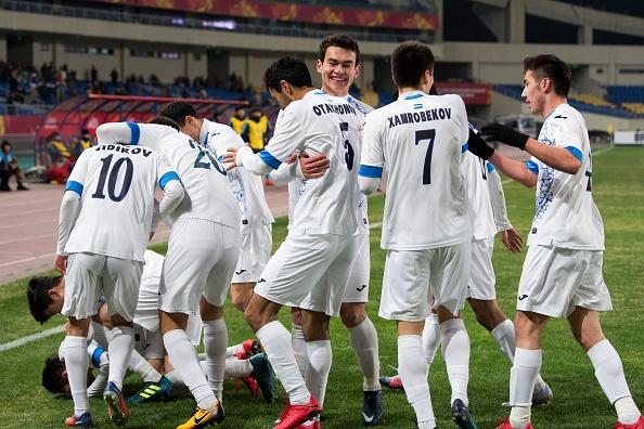 Nha bao Anh: U23 Uzbekistan se danh vao vi tri Van Thanh hinh anh 2