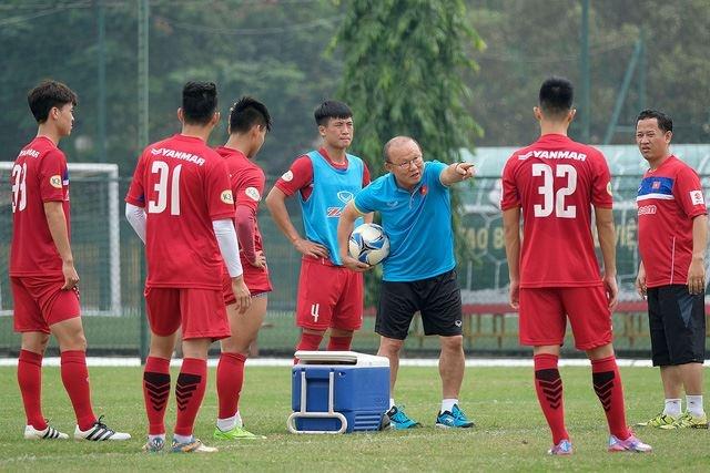 Tro ly giai ma bi mat giup HLV Park Hang-seo thanh cong o U23 Viet Nam hinh anh 1