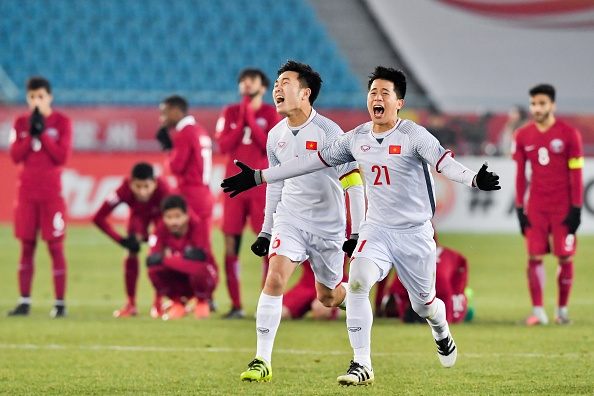 Thanh cong cua U23 Viet Nam khien Trung Quoc ghen ti hinh anh 1