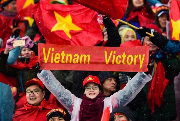 Thanh cong cua U23 Viet Nam khien Trung Quoc ghen ti hinh anh