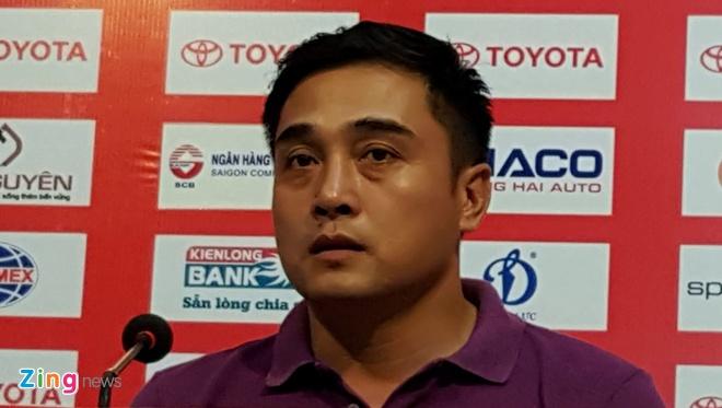 Noi bo CLB Sai Gon FC bien dong manh truoc mua giai moi hinh anh 1