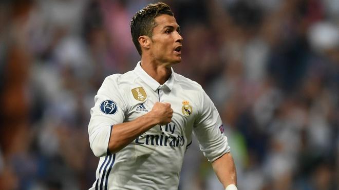 Ronaldo va Real tung bat dong vi quyen khai thac hinh anh ca nhan hinh anh