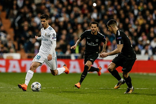 Ronaldo rat hay, nhung tuong lai thuoc ve Asensio hinh anh 2