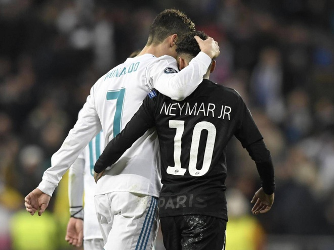 Ronaldo thang Neymar la nghich ly kho ngo hinh anh 1