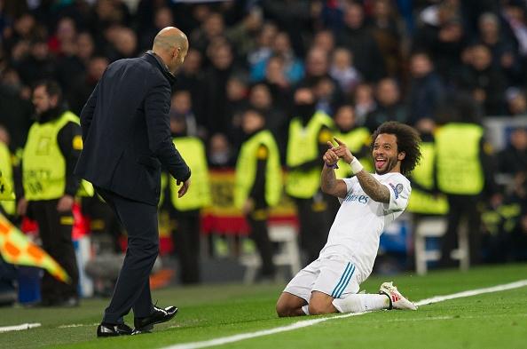 Xavi: That te khi Real Madrid chang lam gi cung thang hinh anh