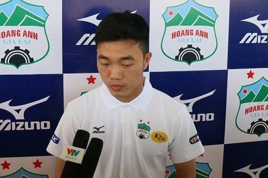 Xuan Truong muon chung minh ky tich cua U23 Viet Nam khong phai an may hinh anh 1