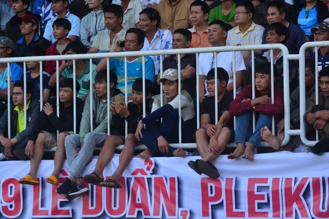 San Pleiku chat kin khan gia trong ngay Xuan Truong tai xuat V.League hinh anh