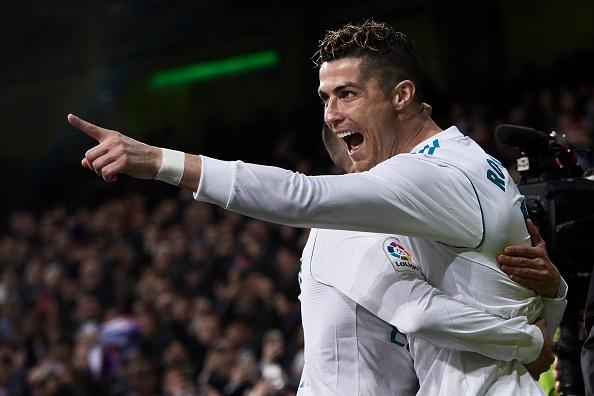 Ronaldo noi dung, the gioi khong co ai nhu anh hinh anh
