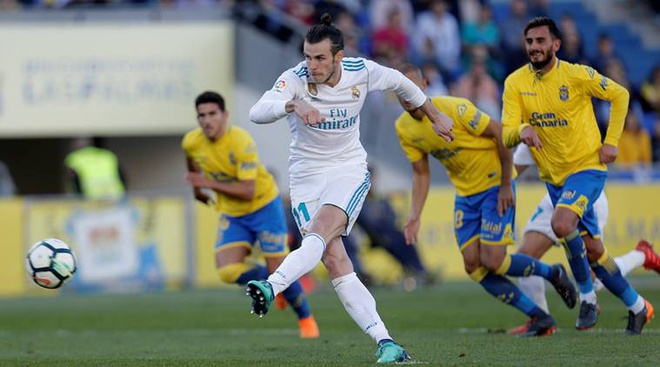 Gareth Bale dang tro lai voi phien ban hay nhat hinh anh 1
