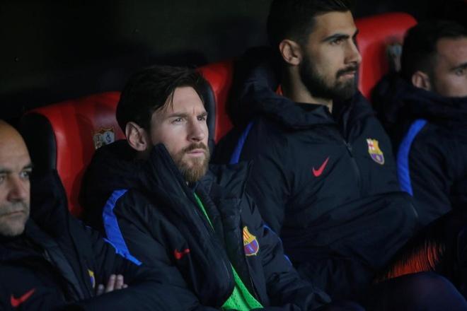 Barca se ra sao neu vang Messi? hinh anh 1