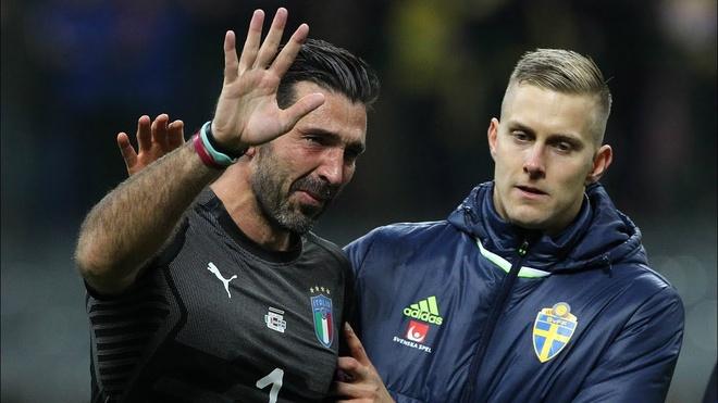Sau Ronaldo, Real con hung than khac voi Buffon hinh anh