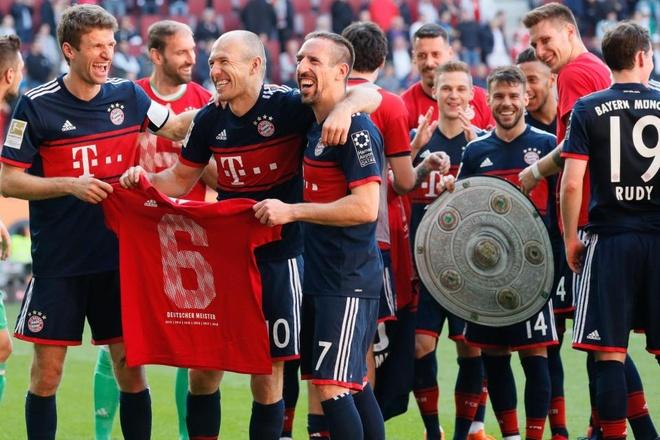Lan thu 6 vo dich, Bayern Munich khong con phu hop o Bundesliga hinh anh