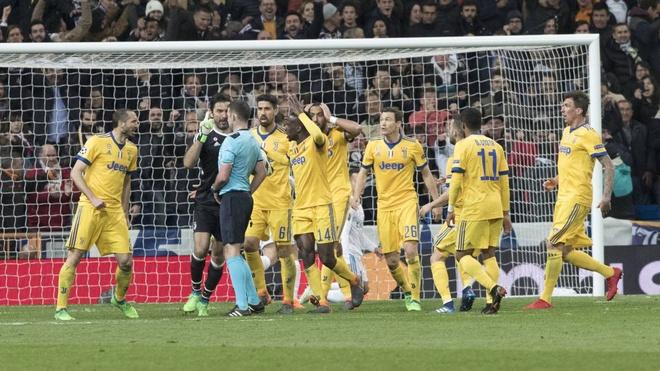 Qua penalty cua Real Madrid khien UEFA phai thay doi hinh anh 2