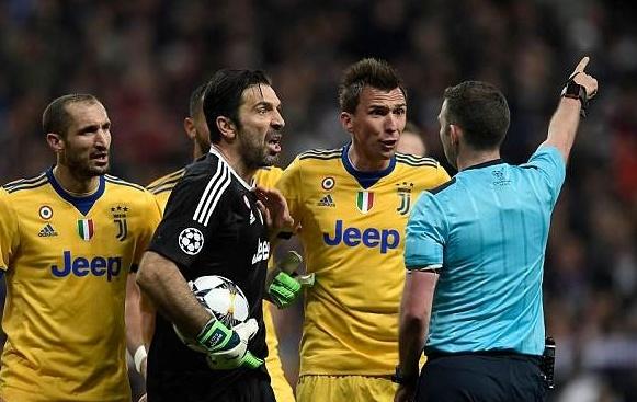 Qua penalty cua Real Madrid khien UEFA phai thay doi hinh anh 1